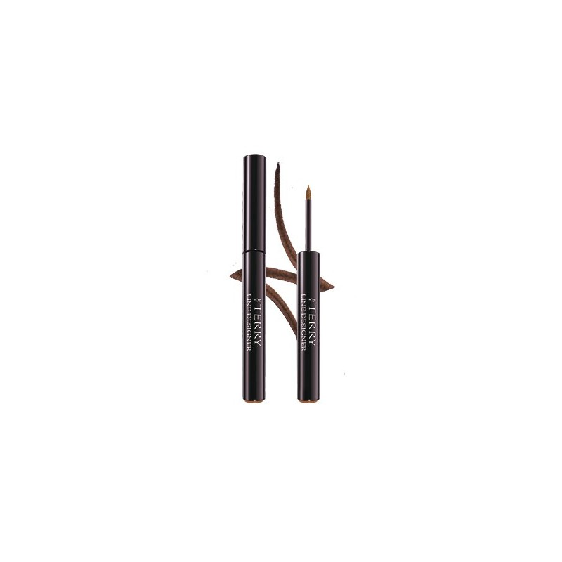 BY TERRY LINE DESIGNER EYELINER WATERPROOF 02-BROWN GLAZE