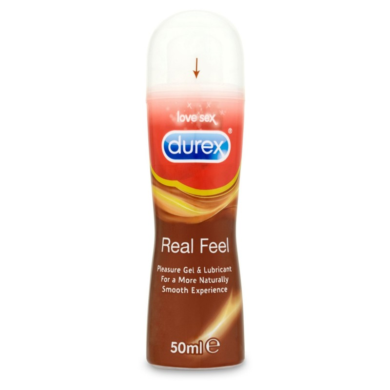 DUREX PLAY REAL FEEL PLEASURE GEL, 50ML