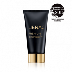 LIERAC PREMIUM MASCARILLA SUPREMA TRATAMIENTO ANTI-EDAD ABSOLUTO, 75ML