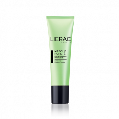 MASCARILLA CREMA-MOUSSE PURIFICANTE LIERAC, 50ml