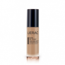 "BASE DE MAQUILLAJE ANTI-EDAD FLUIDO ALISANTE ""SABLE"" SPF15 LIERAC, 30ml"