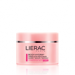 LIERAC BODY-HYDRA CREMA NUTRI-REPULPANTE, 200ML