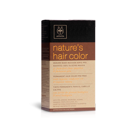 NATURE´S HAIR COLOR TONO 7.4 COBRIZO APIVITA