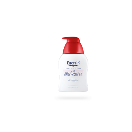 pH5 EUCERIN OLEOGEL DE MANOS, 250ml