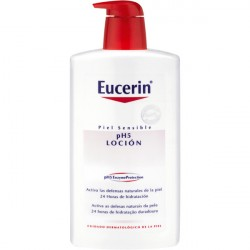 LOCIÓN PH5 EUCERIN 1000ml + RECARGA ECOPACK 400ml