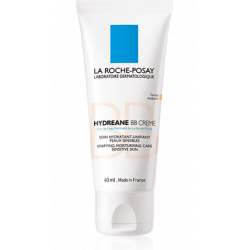HYDREANE BB CREAM spf20 TONO LIGHT LA ROCHE-POSAY, 40ml