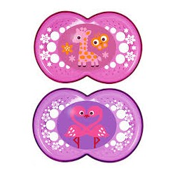 MAM BABY ORIGINAL PACK CHUPETES SILICONA +6M