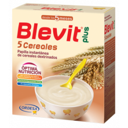 BLEIT PLUS 5 CEREALES, 600gr.