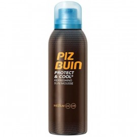PIZ BUIN PROTECT & COOL SPF15 MOUSSE REFRESCANTE, 150ML