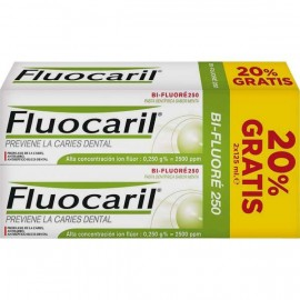 FLUOCARIL PACK ESPECIAL DUPLO PASTA DENTÍFRICA, 2x125ml