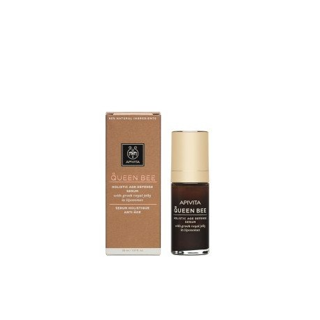APIVITA QUEEN BEE SERUM ANTIENVEJECIMIENTO HOLÍSTICO, 30ML & NECESER DE REGALO