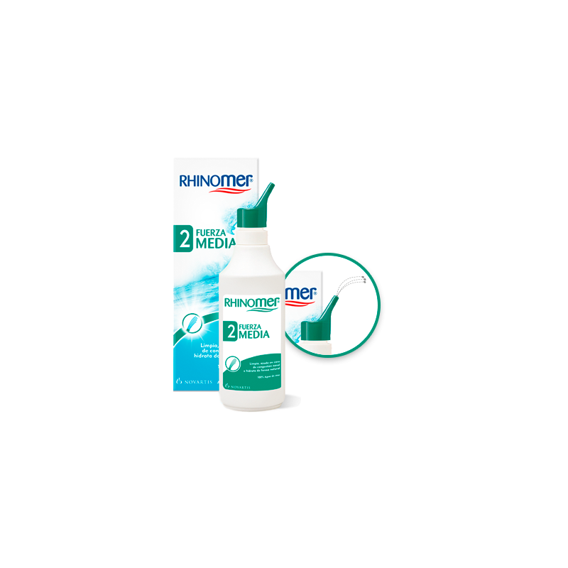 RHINOMER FUERZA 2, 135ML