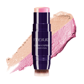 BY TERRY GLOW-EXPERT DUO STICK 2-TERRA ROSA