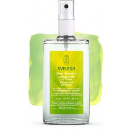 WELEDA DESODORANTE NATURAL DE CITRUS, 100ML