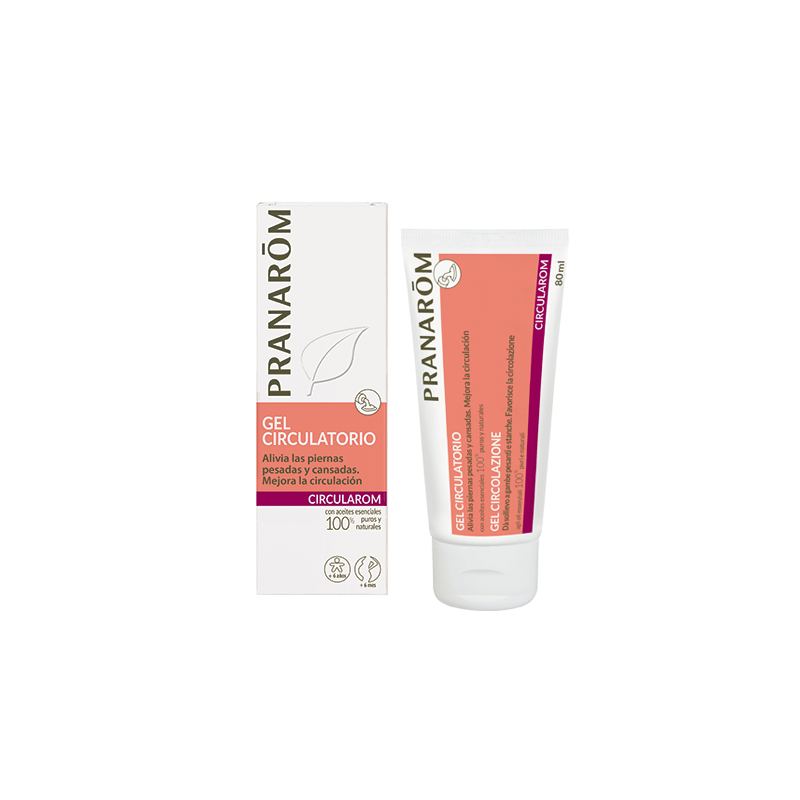 PRANAROM GEL CIRCULATORIO,80ML