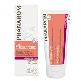 PRANAROM CIRCULAROM GEL CIRCULATORIO,80ML