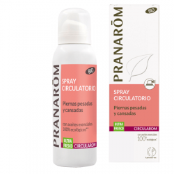 PRANAROM CIRCULAROM SPRAY CIRCULATORIO BIO, 100ML
