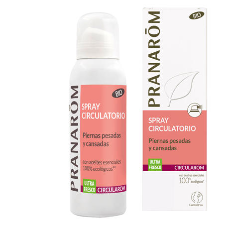 PRANAROM CIRCULAROM SPAY CIRCULATORIO BIO, 100ML