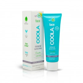 COOLA MINERAL FACE SPF 30 MATTE FINISH CUCUMBER, 50ML