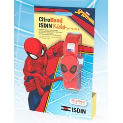 ISDIN CITRO BAND KIDS SPIDER-MAN CON 2 PASTILLAS DE RECARGA