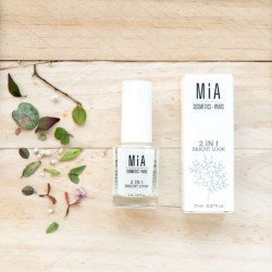 MIA COSMETICS 2 IN 1 BRIGHT LOOK, 11ML