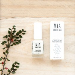 MIA COSMETICS CALCIUM MILK ENAMEL, 11ML