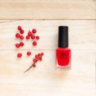 MIA COSMETICS ESMALTE 5 FREE POPPY RED, 11ML