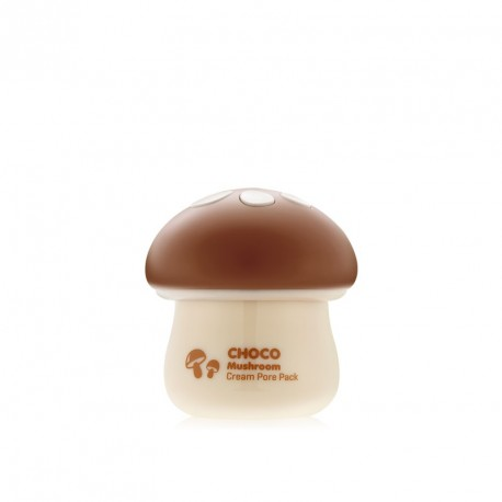 TONYMOLY MAGIC FOOD CHOCO MUSHROOM CREAM PORE PACK, 70ML