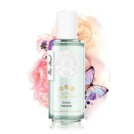 ROGER & GALLET EXTRACTO DE COLONIA CASSIS FRÉNÉSIE, 100ML