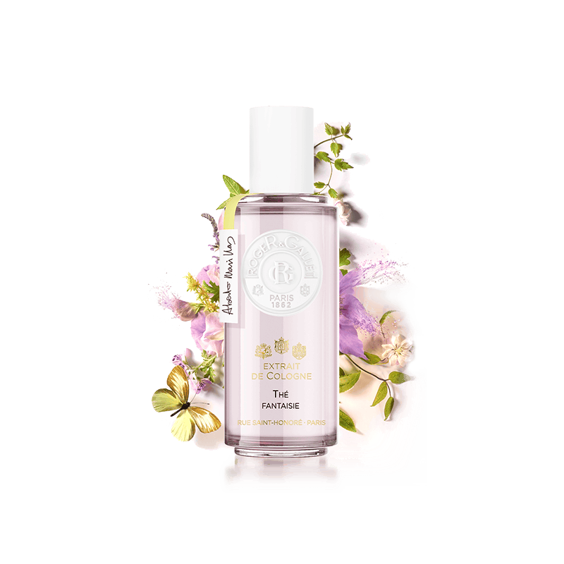 ROGER & GALLET EXTRACTO DE PERFUME THÉ FANTAISIE, 100ML