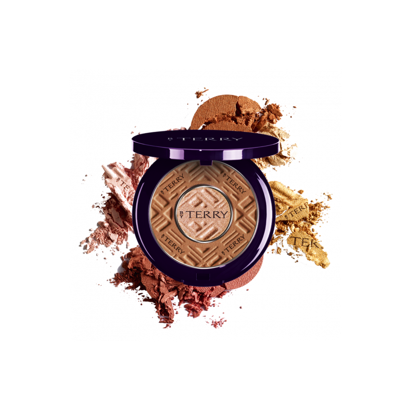 BY TERRY COMPACT-EXPERT DUAL POWDER 3-apricot glow,  5GR