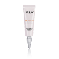 LIERAC DIOPTIFATIGUE GEL CORRECTOR ANTI-FATIGA CONTORNO DE OJOS, 10ML