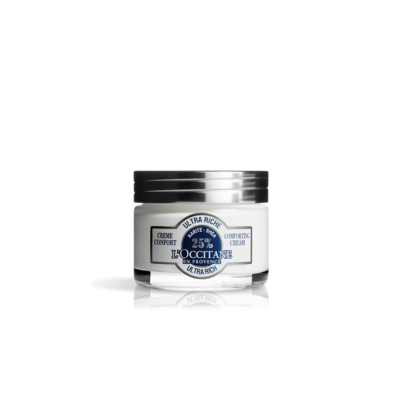 CREMA CONFORT ULTRA RICA KARITÉ L'OCCITANE 50ML