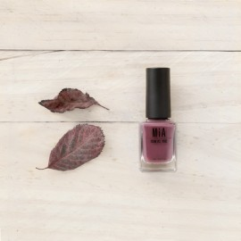 MIA COSMETICS ESMALTE 9 FREE CHESTNUT, 11ML