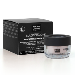 MARTIDERM EPIGENCE 145 SLEEPING CREAM BLACK DIAMOND, 50ML