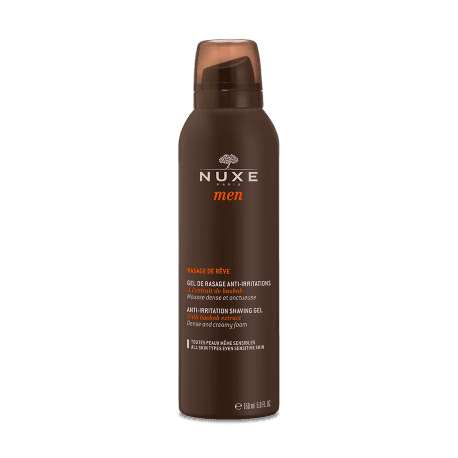 NUXE MEN GEL DE AFEITAR ANTI-IRRITACIONES, 150ml
