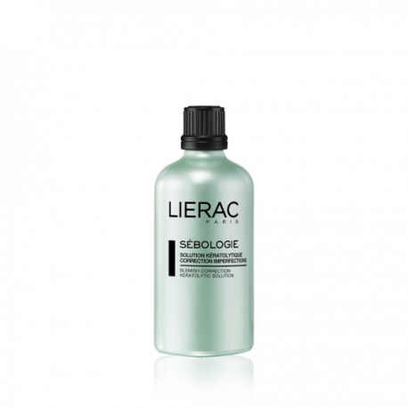 LIERAC PRESCRIPTION SOLUCIÓN QUERATOLÍTICA ANTI-IMPEREFCCIONES, 100ml