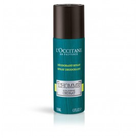 L'OCCITANE DESODORANTE SPRAY L'HOMME COLOGNE CEDRAT, 130ML