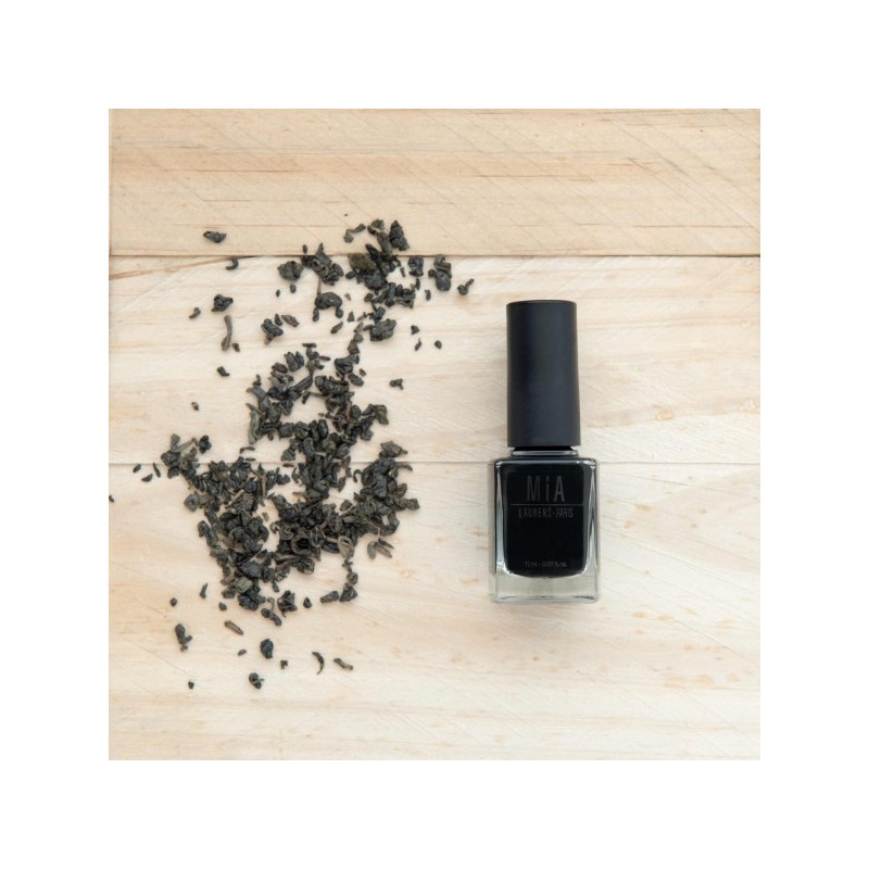 MIA COSMETICS ESMALTE 5 FREE COAL, 11ML