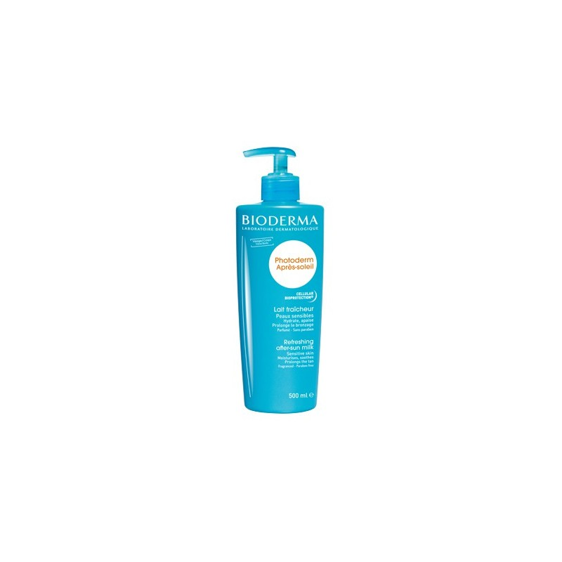 BIODERMA PHOTODERM LECHE REFRESCANTE AFTER SUN, 500ML