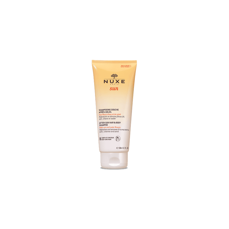 NUXE SUN AFTER SUN HAIR & BODY CHAMPÚ, 200ML