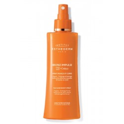 INSTITUT ESTHEDERM BRONZ IMPULSE SPRAY FACIAL & CORPORAL150 ML