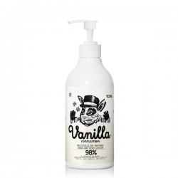 YOPE VANILLA AND CINNAMON HAND & BODY LOTION, 500ML