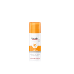 Gel Crema Oil Control Dry Touch FPS 50+, 50ml