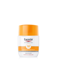 EUCERIN SUN SENSITIVE PROTECT FLUIDO MATIFICANTE SPF50 ROSTRO, 50ml