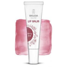WELEDA BÁLSAMO DE LABIOS RED BERRY, 10ML