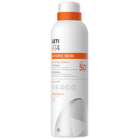 LETI AT4 DEFENSE SPF50, 100ML