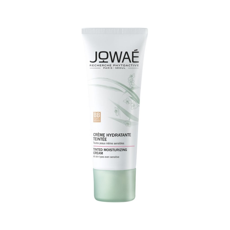 Jowaé Crema Hidratante Con Color Medio, 30 ml