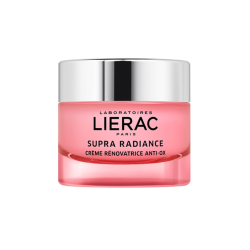 LIERAC SUPRA RADIANCE CREMA RENOVADORA ANTI-OX Piel normal a Seca, 50ml