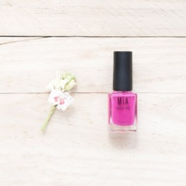 MIA COSMETICS PINK PEACH ESMALTE, 11ML